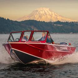 Alex Brauer Boat