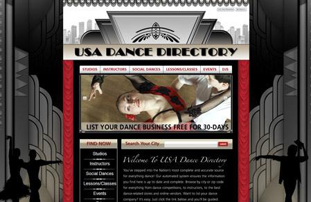 US Dance Directory