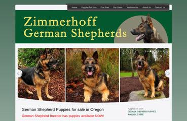 Zimmerhoff German Shepherds