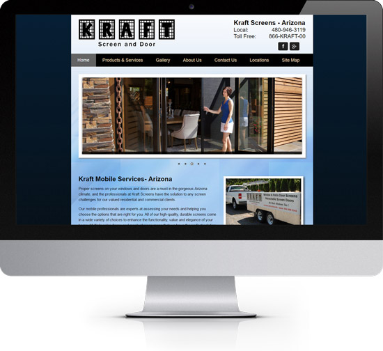 Kraft-Screens