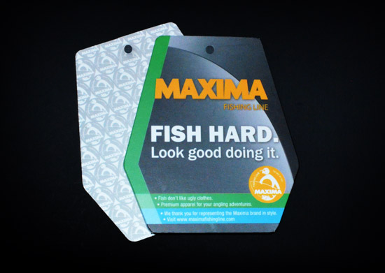 Maxima Hanging Tags