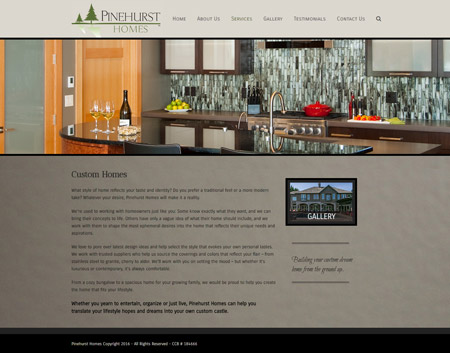 Pinehurst--customhomes