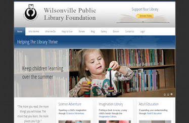 Wilsonville Public Library Foundation