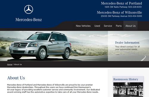 Rasmussen Mercedes-Benz